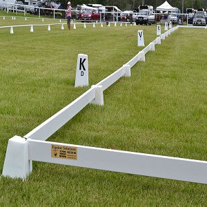 portable dressage arenas